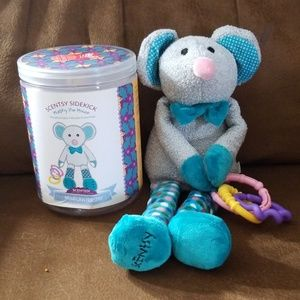MURPHY MOUSE SCENTSY SIDEKICK NEWBORN NURSERY NEW